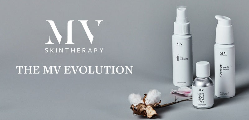 New name for MV Organic Skincare. MV Skin Therapy at One Fine Secret. MV Skincare Official Stockist in Melbourne, Australia.