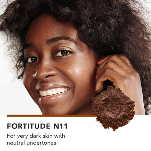 Buy Inika Loose Mineral SPF25 Foundation in Fortitude Shade at One Fine Secret. Inika Official Stockist in Melbourne, Australia.