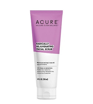 Buy Acure Radically Rejuvenating Facial Scrub at One Fine Secret. Natural & Organic Skincare Store in Melbourne, Australia.