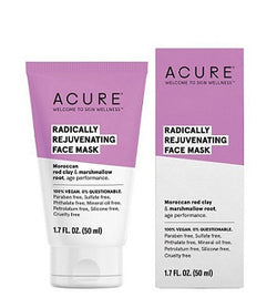 Buy Acure Radically Rejuvenating Face Mask 50ml at One Fine Secret. Official ACURE Retailer in Melbourne, Australia.
