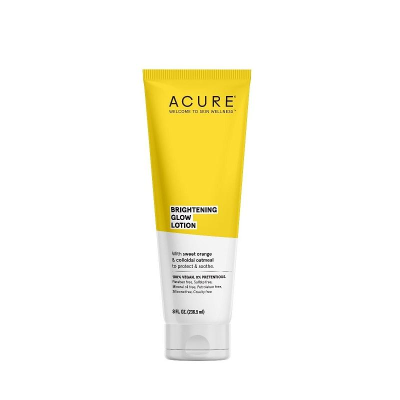 Buy Acure Brightening Glow Body Lotion 236ml at One Fine Secret. Acure online & offline retailer in Melbourne, Australia.