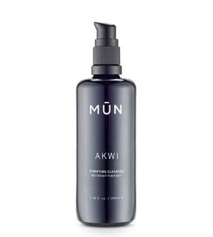 Cultivating Natural Beauty. MUN Skincare Akwi Purifying Cleanser 100ml - One Fine Secret