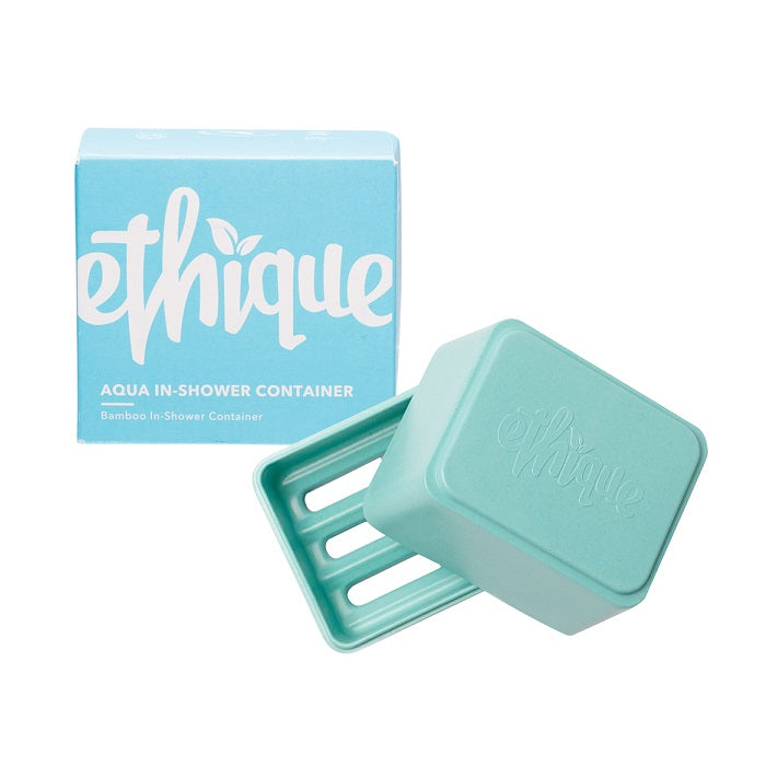 Buy Ethique Aqua In-Shower Container at One Fine Secret. Ethique's Official Stockist in Melbourne, Australia.