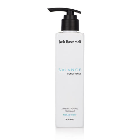 Buy Josh Rosebrook Balance Conditioner 240ml or 60ml at One Fine Secret. Natural & Organic Hair Products Store in Melbourne, Australia.