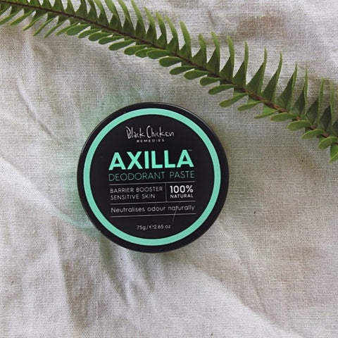 Shop Black Chicken Axilla Natural Deodorant Paste for Sensitive Skin at One Fine Secret now! Natural & Organic Skincare and Makeup Clean Beauty Store in Melbourne, Australia