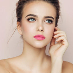 Natural Lip Makeup. Karen Murrell Natural Lipstick - Camellia Morning. Discover Clean Beauty at One Fine Secret!