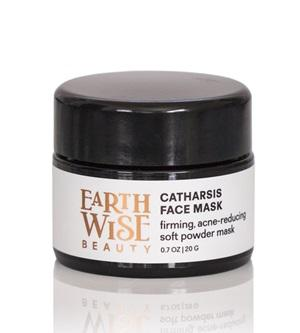 Earthwise Beauty Catharsis Face Mask. One Fine Secret. Natural & Organic Skincare Makeup Clean Beauty Store Melbourne Australia