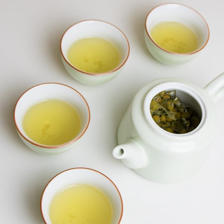 Buy Earthwise Beauty Chamomile Tea 48g at One Fine Secret. Earthwise Beauty AU Stockist. Natural & Organic Clean Beauty Store in Melbourne.