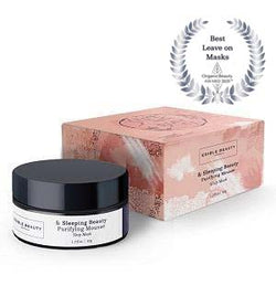 Edible Beauty Night Cream, Facial Treatment Buy Edible Beauty & Sleeping Beauty Purifying Mousse - Sleep Mask 50g at One Fine Secret. Official Stockist in Melbourne, Australia.
