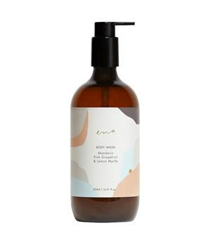 Clean Beauty Body Care. Ena Body Wash - Mandarin, Pink Grapefruit & Lemon Myrtle 500ml - One Fine Secret