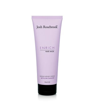 Clean Green Beauty Hair Care. Buy Josh Rosebrook Enrich Hair Mask 120ml at One Fine Secret. Natural & Organic Hair Care Products & Beauty in Melbourne, Australia.