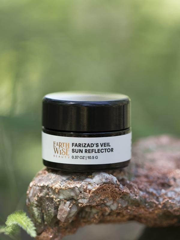 Looking for Earthwise Beauty in Australia? Shop Earthwise Beauty Farizad's Veil Sun Reflector at One Fine Secret. Natural & Organic Skincare Makeup Clean Beauty Store Melbourne Australia