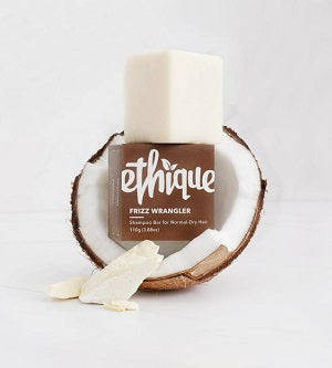 Buy Ethique Frizz Wrangler Solid Shampoo Bar For Dry & Frizzy Hair at One Fine Secret. Ethique's Official Stockist in Melbourne, Australia.