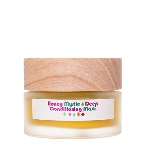 Buy Living Libations Honey Myrtle Deep Conditioning Mask 50ml at One Fine Secret. Natural & Organic Hair Care and Beauty Store in Melbourne, Australia. Official Stockist.