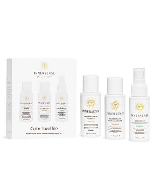 The best organic hair care kit. Buy Innersense Color Travel Trio at One Fine Secret. Natural & Organic Hair Care store in Melbourne, Australia.