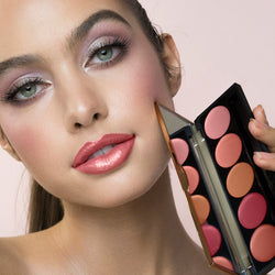 Buy Karen Murrell Lip Palette with 5 Best Nude Shades at One Fine Secret. Natural & Organic Makeup Store in Melbourne, Australia.