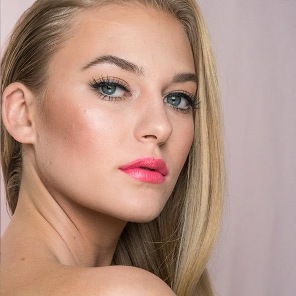 Natural Lip Makeup. Karen Murrell Natural Lipstick - Poppy Passion. Discover Clean Beauty at One Fine Secret!