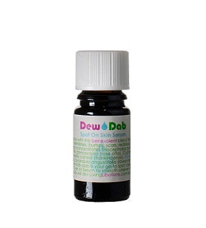 Buy Living Libations Dew Dab Spot On Skin Serum 5ml at One Fine Secret. Official Australian Stockist in Melbourne.