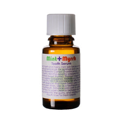 Buy Living Libations Mint + Myrrh Tooth Serum - 15ml or 5ml at One Fine Secret. Official Australian Stockist in Melbourne.