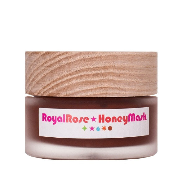 Buy Living Libations Royal Rose Honey Mask 50ml at One Fine Secret. Official Australian Stockist in Melbourne.