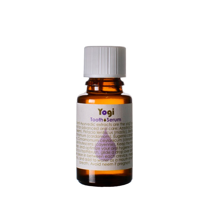 Buy Living Libations Yogi Tooth Serum 15ml or 5ml at One Fine Secret. Living Libations Official AU Stockist. Natural & Organic Clean Beauty Store in Melbourne, Australia.