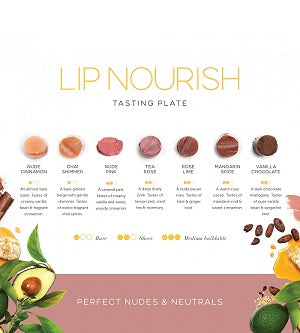 Luk Beautifood Nude Cinnamon Lip Nourish