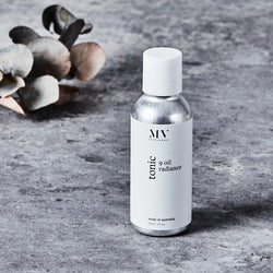 New name for MV Organic Skincare. Buy MV Skintherapy 9 Oil Radiance Tonic at One Fine Secret. MV Skincare Official Stockist in Melbourne, Australia.