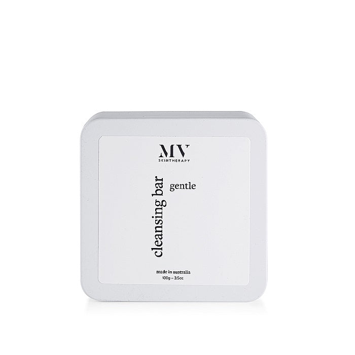 MV Organic Skincare's New Name. Buy MV Skin Therapy Gentle Cleansing Bar at One Fine Secret. MV Skincare Official Stockist in Melbourne, Australia.
