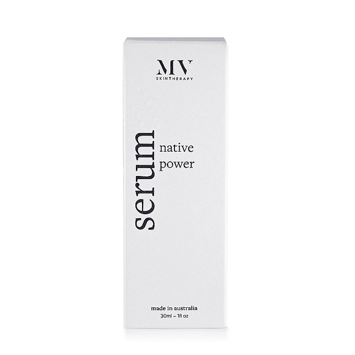 Buy MV Skintherapy Native Power Serum at One Fine Secret. MV Skincare Official Stockist in Melbourne, Australia.