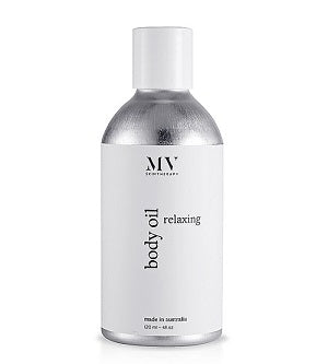 Buy MV Skincare Relaxing Body Oil at One Fine Secret. New name for MV Organic Skincare. Official Stockist.
