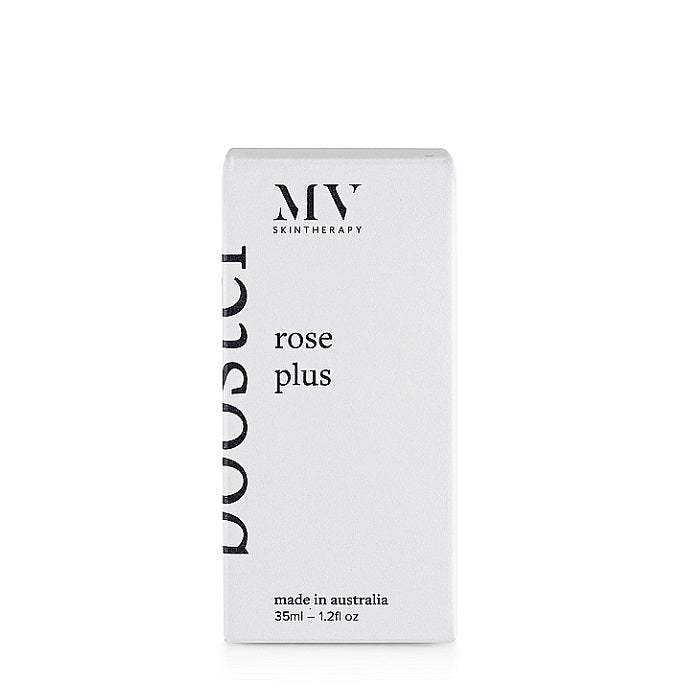 MV Organic Skincare's new name. Buy MV Skintherapy Rose Plus Booster at One Fine Secret. MV Skincare Official Stockist in Melbourne, Australia.