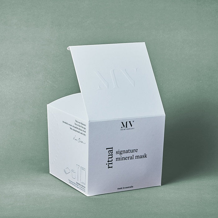 Buy MV Skintherapy Signature Mineral Mask at One Fine Secret. MV Skincare Official Stockist in Melbourne, Australia.