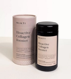 Inner Beauty Powder. Buy Mukti Bioactive Marine Collagen Booster Powder at One Fine Secret. Mukti's Official Stockist in Melbourne, Australia.