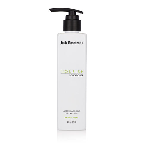 Buy Josh Rosebrook Nourish Conditioner 240ml or 60ml at One Fine Secret. Natural Organic Shampoo & Conditioner Store in Melbourne, Australia.