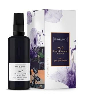 Edible Beauty Mist & Toner Buy Edible Beauty No.2 Citrus Rhapsody Toner Mist 100ml at One Fine Secret. Official Stockist in Melbourne, Australia.