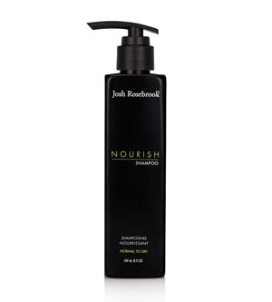 Buy Josh Rosebrook Nourish Shampoo 240ml or 60ml at One Fine Secret. Natural & Organic Shampoo Conditioner Store in Melbourne, Australia.