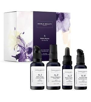 Edible Beauty Trial & Travel Buy Edible Beauty On the Fly - Core 4 Travel Kit at One Fine Secret. Official Stockist in Melbourne, Australia.