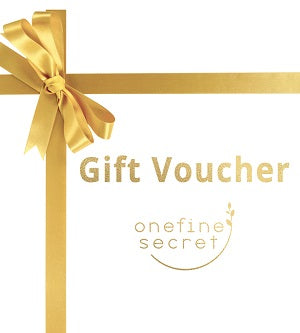 One Fine Secret Gift Vouchers for Clean Beauty Lovers!