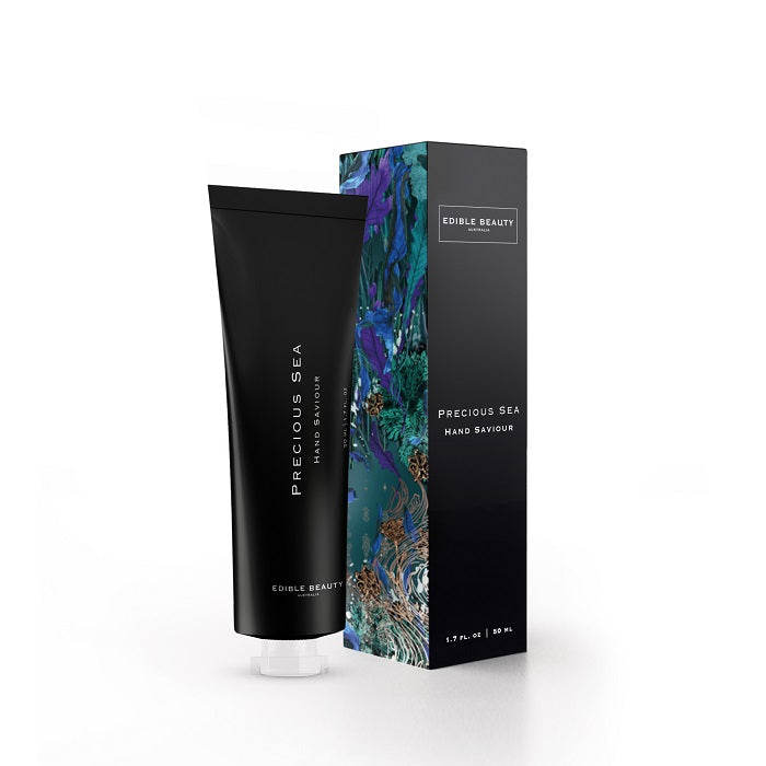 Edible Beauty Hand Cream Buy Edible Beauty & Precious Sea Hand Saviour 50g at One Fine Secret. Official Stockist in Melbourne, Australia.