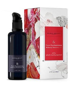 Edible Beauty Cleanser Buy Edible Beauty & Pure Enchantress Makeup Remover Oil 50ml at One Fine Secret. Official Stockist in Melbourne, Australia.