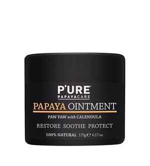 PURE Papaya Ointment with Calendula 175g - One Fine Secret