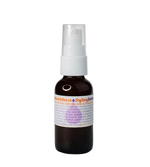 Buy Living Libations Seabuckthorn Styling Serum 30ml at One Fine Secret. Living Libations AU Stockist, Natural & Organic Clean Beauty Store in Melbourne, Australia.