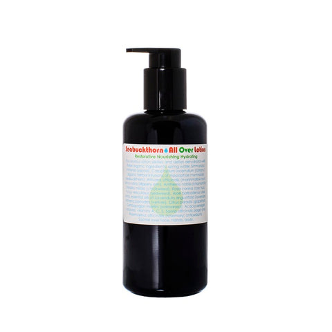 Buy Living Libations Seabuckthorn Tamanu All Over Lotion 200ml at One Fine Secret. Natural & Organic Skincare Store in Melbourne, Australia. Official Stockist.