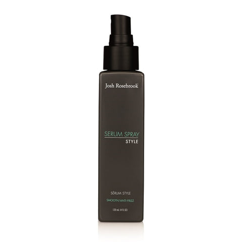Buy Josh Rosebrook Serum Spray (Smooth & Anti-Frizz) 120ml at One Fine Secret. Natural & Organic Hair Products Store in Melbourne, Australia.