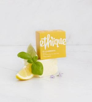 Ethique Lime & Ginger Bodywash Bar 120g