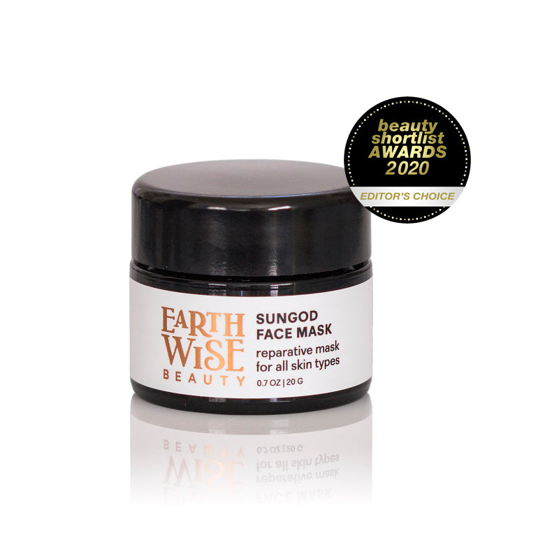 Award Winning Skiincare. Looking for Earthwise Beauty in Australia? Shop Earthwise Beauty Sungod Face Mask at One Fine Secret. Natural & Organic Skincare Makeup Clean Beauty Store Melbourne Australia