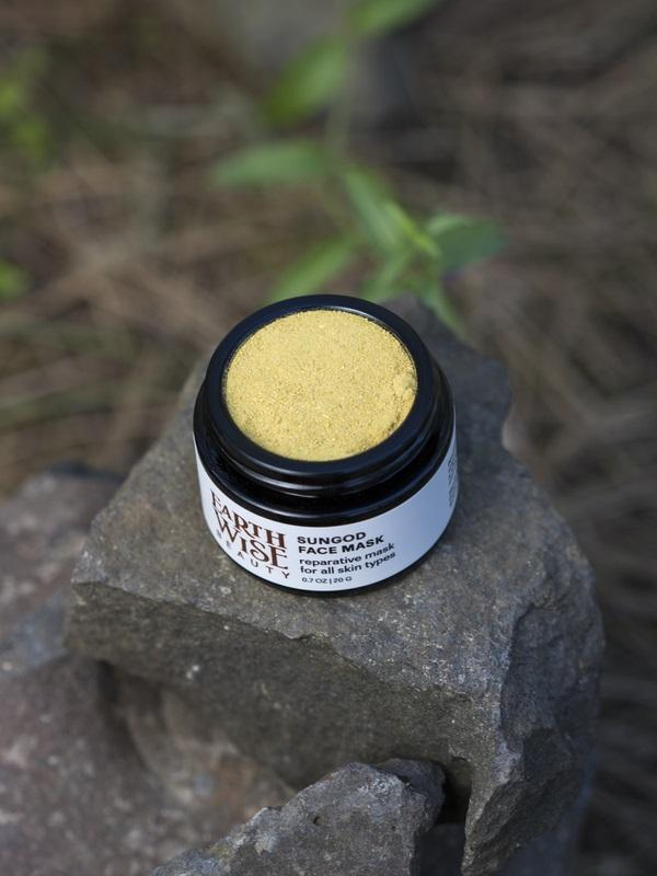 Looking for Earthwise Beauty in Australia? Shop Earthwise Beauty Sungod Face Mask at One Fine Secret. Natural & Organic Skincare Makeup Clean Beauty Store Melbourne Australia