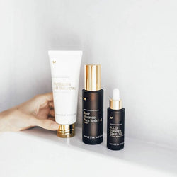 100% Natural Australian Skincare. Buy Vanessa Megan The Holy Trinity Daily Maintenance Routine (Full) at One Fine Secret. Natural & Organic Skincare Store in Melbourne, Australia.
