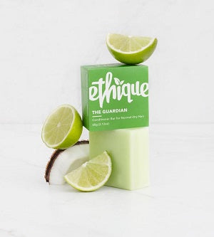 Buy Ethique The Guardian Solid Hydrating Conditioner Bar for dry & damaged hair at One Fine Secret. Ethique Official Stockist in Melbourne, Australia.