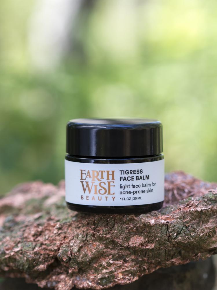 Popular Cult Green Beauty Skincare from the US. Earthwise Beauty Tigress Face Balm. One Fine Secret Clean Beauty Store Melbourne Australia
